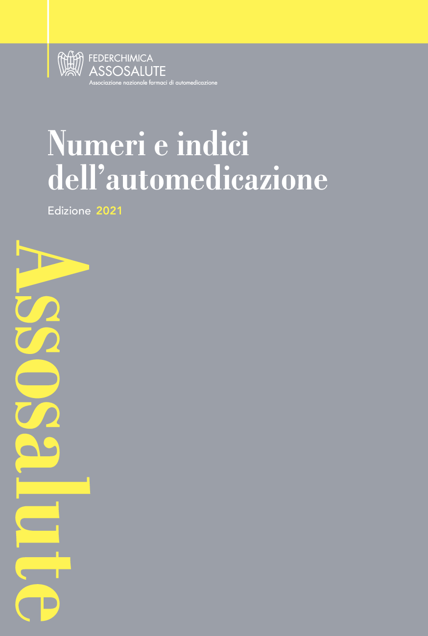 Numeri e indici dell'automedicazione - Ed. 2021